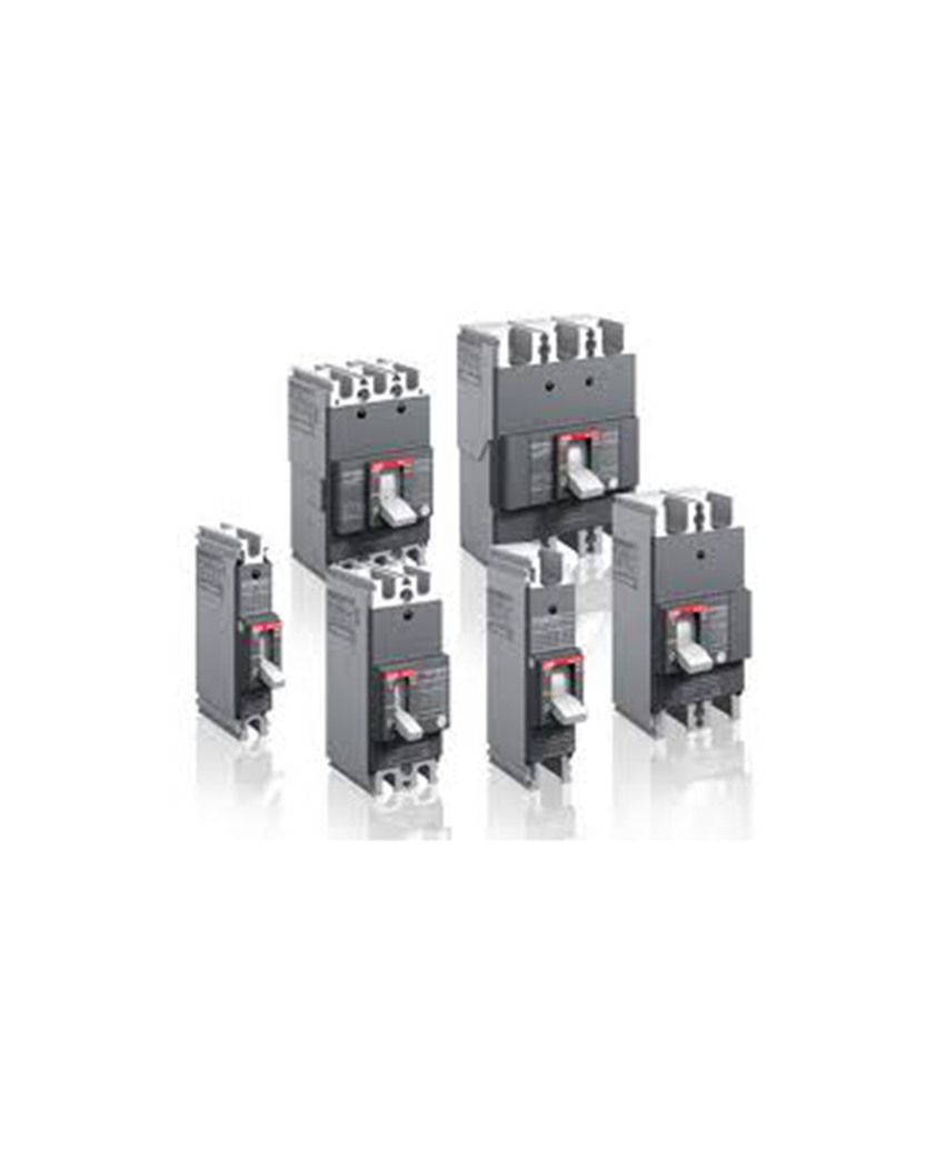 Molded case circuit breakers for power distribution
