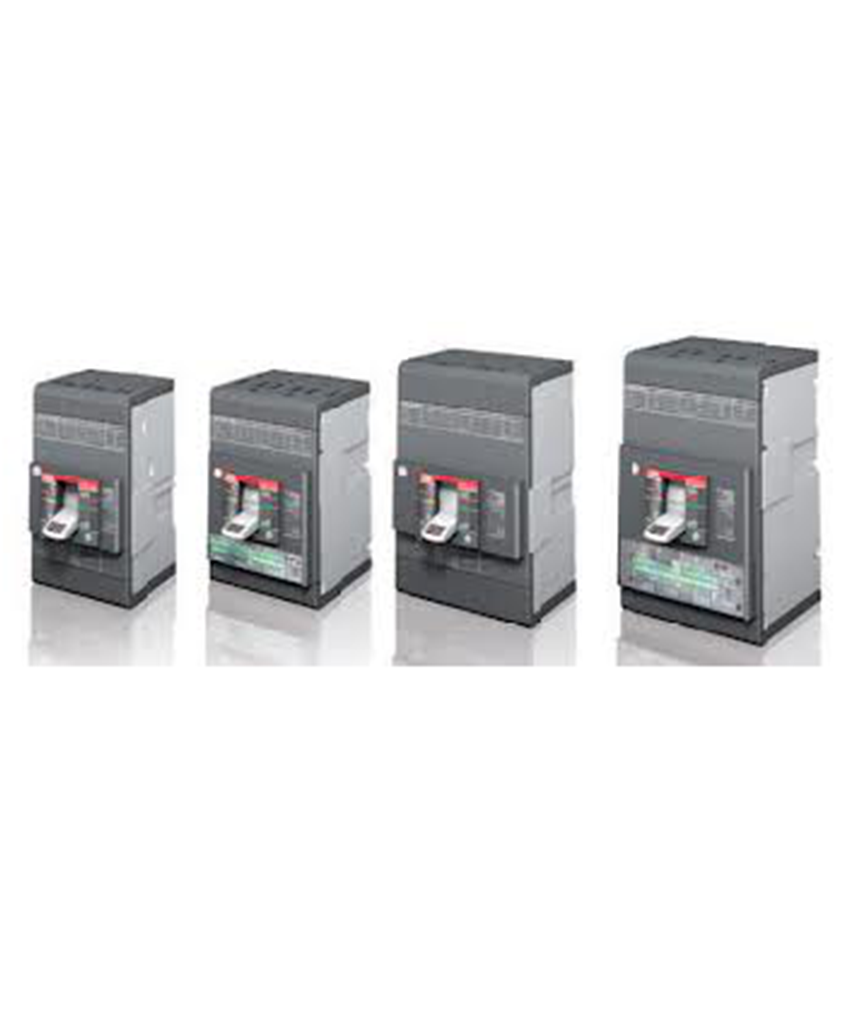 Molded case circuit breakers for power distribution (TMAX XT)