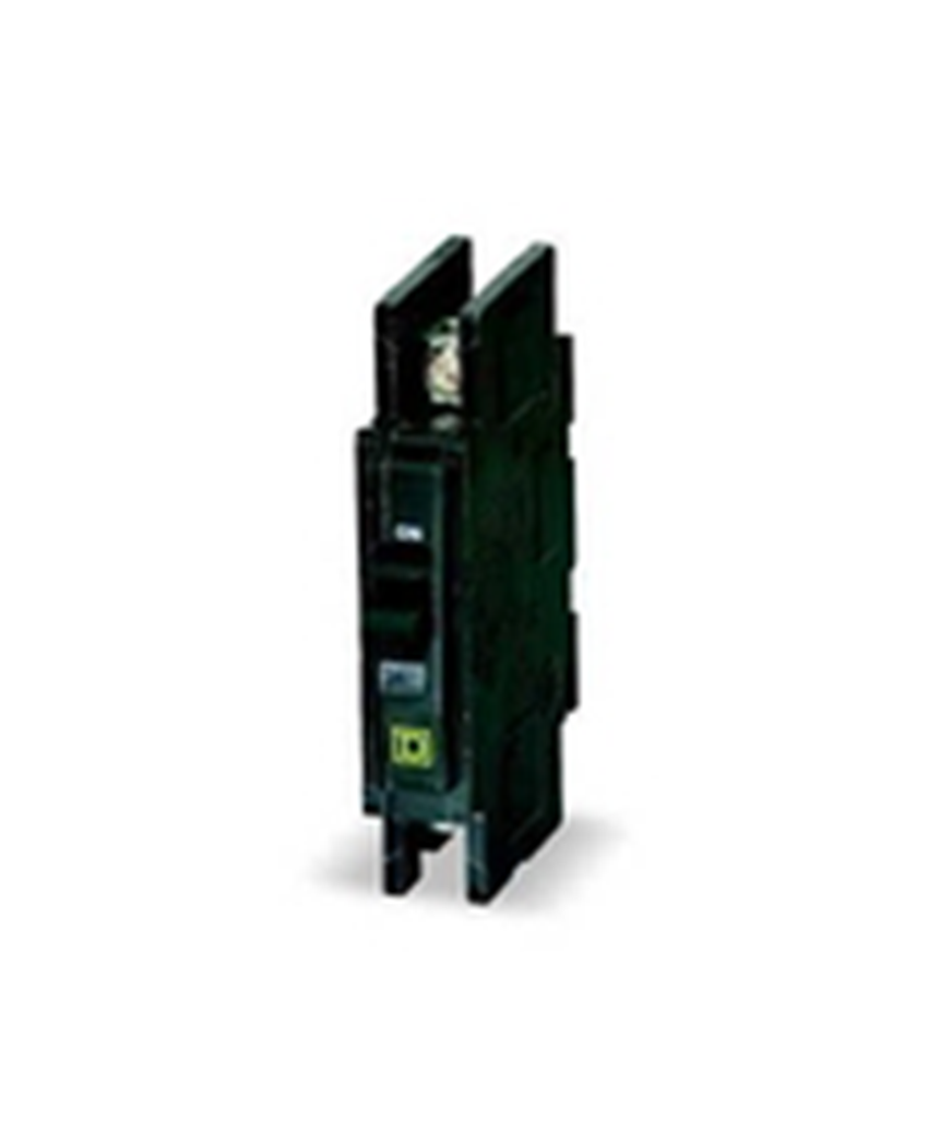 QOU Unit Mount Circuit Breakers - For overcurrent protection and switching on both AC and DC systems